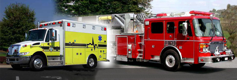 INDUSTRIAL, MEDICAL, FIRE & RESCUE EQUIPMENTS